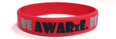 Silk Screen Wristband