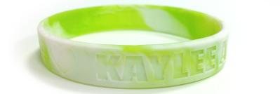 Swirled Wristband